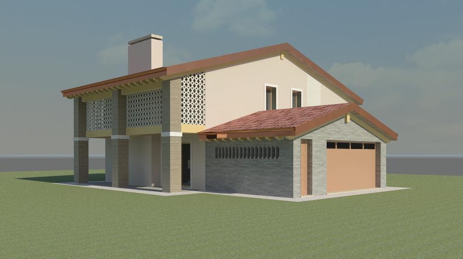 Unifamiliare pv squizzato for Come finanziare la costruzione di una nuova casa